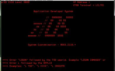 Z/OS Environment