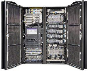 IBM Mainframe Interior