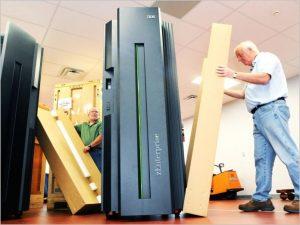 New Mainframe Set Up